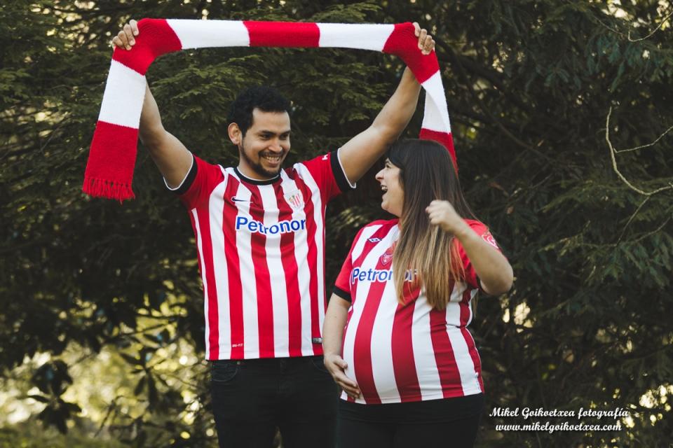 fotografía embarazo Castro Urdiales Cantabria